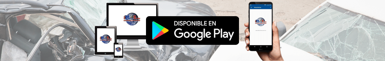 MercaPartes disponible en Google Play